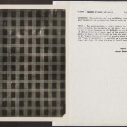 Image for K0283 - Alan Burroughs report, circa 1930s-1940s