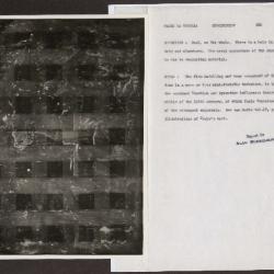Image for K0285 - Alan Burroughs report, circa 1930s-1940s