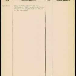Image for K1859 - Work summary log, 1953