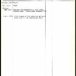 Image for K0146 - Work summary log, 1943-1969