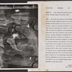 Image for K0477 - Alan Burroughs report, circa 1930s-1940s