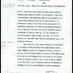 Image for K1127 - Alan Burroughs report, circa 1930s-1940s