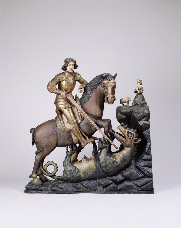 Image for Saint George and the Dragon