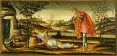 Image for Daphne Found Asleep by Apollo
