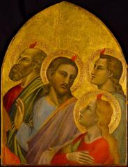 Image for Three Apostles and Mary Magdalene