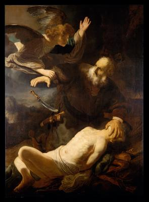 Image for Abraham's Sacrifice of Isaac