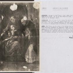 Image for K0196 - Alan Burroughs report, circa 1930s-1940s