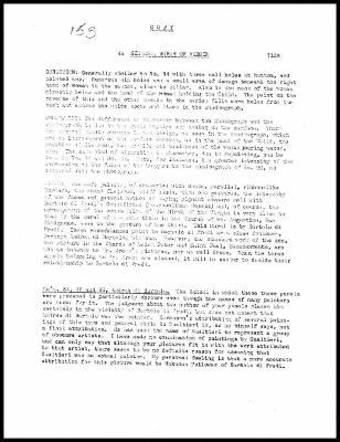 Image for K0085 - Alan Burroughs report, circa 1930s-1950s