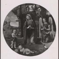 Image for K1096 - Art object record, circa 1930s-1950s
