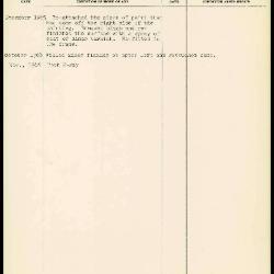 Image for K1701 - Work summary log, 1965-1968