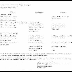 Image for K1872 - Scientific analysis report, 1982