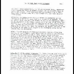 Image for K0084 - Alan Burroughs report, circa 1930s-1950s