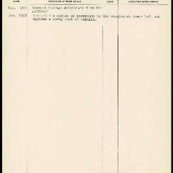 Image for K2175 - Work summary log, 1969-1971