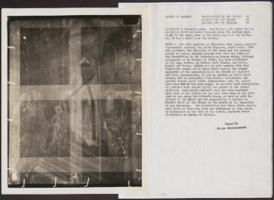 Image for K0084 - Alan Burroughs report, circa 1930s-1940s