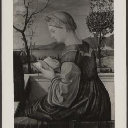 Image for K1079 - Art object record, circa 1930s-1950s