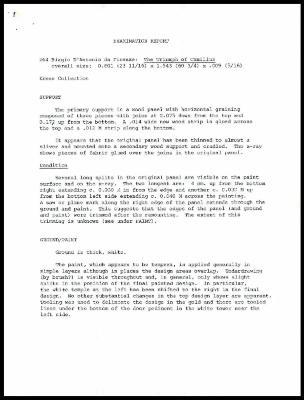 Image for K0299 - Examination summary, 1980