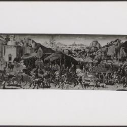 Image for K0299 - Art object record, circa 1930s-1950s