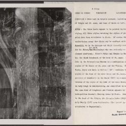Image for K1086 - Alan Burroughs report, circa 1930s-1940s