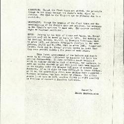 Image for K0001 - Alan Burroughs report, circa 1930s-1940s
