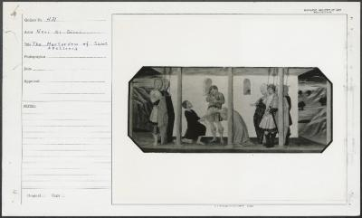Image for K1003 - National Gallery of Art mounted photograph, circa 1940s-1950s
