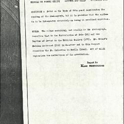 Image for K1004 - Alan Burroughs report, circa 1930s-1940s