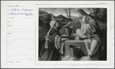 Image for K1006 - National Gallery of Art mounted photograph, circa 1940s-1950s