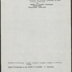 Image for K1008 - Art object record, circa 1930s-1950s