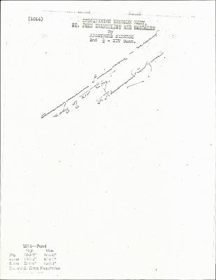 Image for K1014 - Expert opinion by Perkins, circa 1920s-1940s