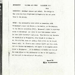 Image for K1011 - Alan Burroughs report, circa 1930s-1940s