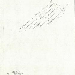 Image for K1008 - Expert opinion by Perkins, circa 1920s-1940s