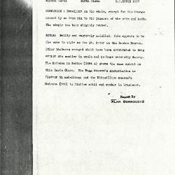 Image for K1007 - Alan Burroughs report, circa 1930s-1940s