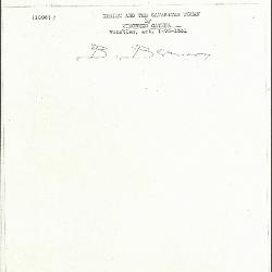 Image for K1006 - Expert opinion by Berenson, circa 1920s-1950s
