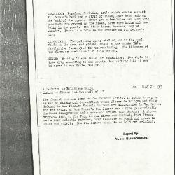 Image for K0102 - Alan Burroughs report, circa 1930s-1940s