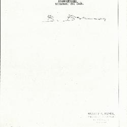 Image for K1021 - Expert opinion by Berenson, circa 1920s-1950s