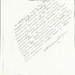 Image for K1035 - Expert opinion by Perkins, circa 1920s-1940s