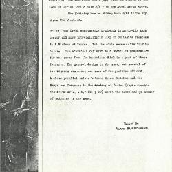 Image for K1040 - Alan Burroughs report, circa 1930s-1940s