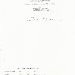 Image for K0104 - Expert opinion by Berenson, circa 1920s-1950s
