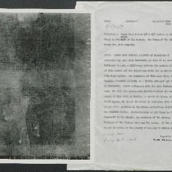 Image for K1043 - Alan Burroughs report, circa 1930s-1940s