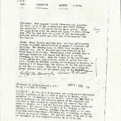 Image for K0103 - Alan Burroughs report, circa 1930s-1940s