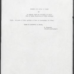 Image for K1054 - Expert opinion by Berenson, circa 1920s-1950s