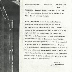 Image for K1045 - Alan Burroughs report, circa 1930s-1940s