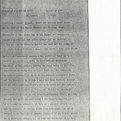 Image for K1052 - Alan Burroughs report, circa 1930s-1940s