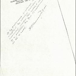 Image for K1048 - Expert opinion by Perkins, circa 1920s-1940s