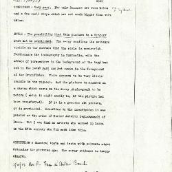 Image for K1046 - Alan Burroughs report, circa 1930s-1940s