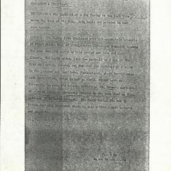 Image for K1050 - Alan Burroughs report, circa 1930s-1940s