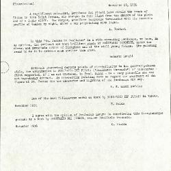 Image for K1052 - Expert opinion by Fiocco et al., 1936