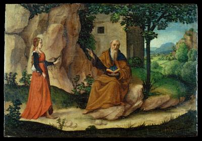 Image for The Temptation of St. Anthony