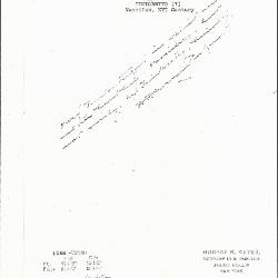 Image for K1068 - Expert opinion by Perkins, circa 1920s-1940s