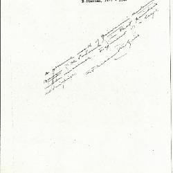 Image for K1059 - Expert opinion by Perkins, circa 1920s-1940s