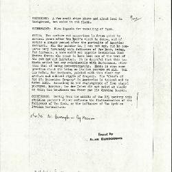 Image for K1061 - Alan Burroughs report, circa 1930s-1940s